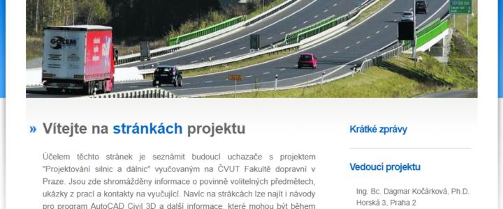 Prezentaci projektů vyhrál projekt z K612