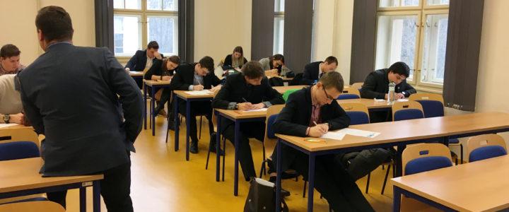 Začíná zkouškové období LS 2019/2020
