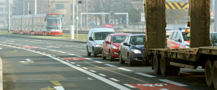 Představujeme projekt: 12X1OD Organizace a regulace dopravy ve městech