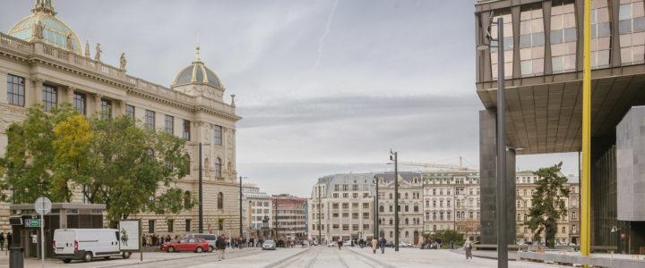 Představujeme projekt: 12X1UM Udržitelná mobilita v Praze