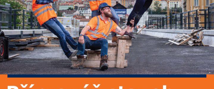 Správa železnic: Přípravář staveb (nabídka práce)