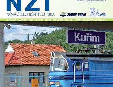 Soutěž časopisu Nová železniční technika pro diplomové práce z oblasti kolejové dopravy