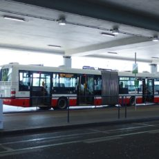 Dopravní obsluha Letiště Václava Havla Praha je dlouhodobě nevyhovující