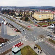 Projekt <b>Organizace a regulace dopravy ve městech</b> (X1OD) a příběh Poliny Zayats