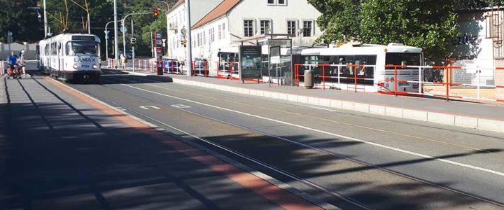 Projekt <b>Preference veřejné hromadné dopravy</b> a přestupní uzel noční dopravy Lazarská